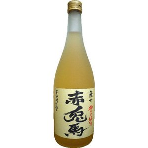 (入荷いたしました!)薩州 赤兎馬 柚子梅酒 720ml|tomoda