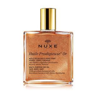 上品なきらめきとうるおいを与え、肌を美しく演出するゴールドオイルがリニューアル。 サラッとしたテクス...