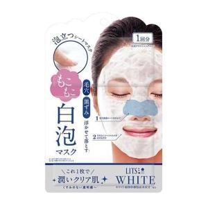 リッツ ホワイト もこもこ白泡マスク 1枚 |tomodsap