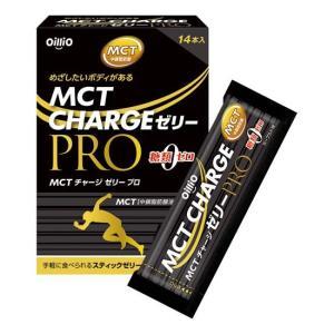 MCTCHAGEゼリーPro 15g×14包 tomodsap
