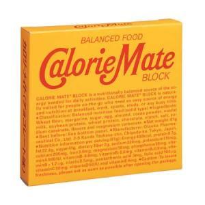 カロリーメイト ブロック チョコレート味 4本入り 10個セット