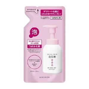 コラージュフルフル 泡石鹸 ピンク つめかえ用 210ml