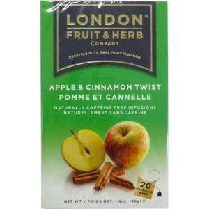 ロンドン アップル&シナモンツイスト 20パック|tomodsap