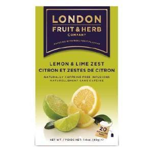 ロンドン レモン&ライムゼスト 20パック|tomodsap