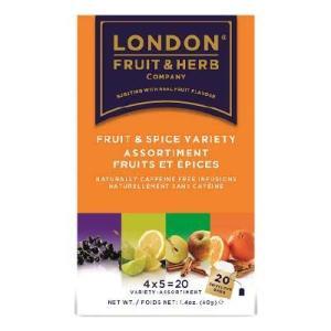 ロンドン フルーツ&スパイス バラエティパック 20パック|tomodsap