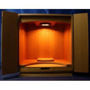 仏壇 モダン仏壇( 家具調仏壇)  (和室 洋室)  桐 14号|tomoe3