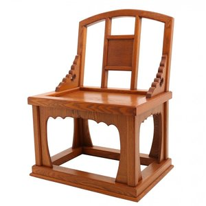 木製仏具/平安型曲録(畳付)幅60cm座高43cmタモ材スリ漆|tomoe3