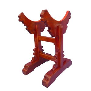長胴太鼓台座/お宮台(木目材)直径78cm(2.6尺)|tomoe3