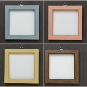 猫雑貨 デザインタイル専用フレーム 壁掛け 卓上 選べる 4色|tomonyanshop2