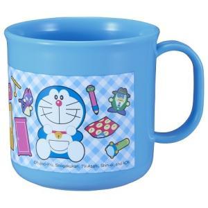 ドラえもん コップ プラスチック 200ml 子供 子供用コップ 食洗機 レンジ 対応 男の子 日本製 OSK C-1|tomorrow-life
