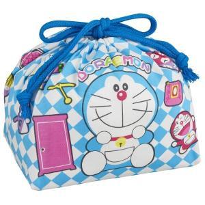 ドラえもん お弁当袋 子供 巾着袋 ランチ巾着 幼稚園 男の子 日本製 OSK KB-1|tomorrow-life