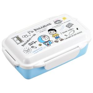 ドラえもん ランチボックス お弁当箱 仕切付 1段 500ml 子供 男の子 おしゃれ レンジ対応 食洗機対応 日本製 OSK PCD-500|tomorrow-life
