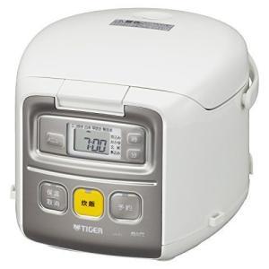 タイガー魔法瓶(TIGER) 炊飯器 一人暮らし用「3合炊き」 0.54L ホワイト JAI-R551-W tomoshop0218