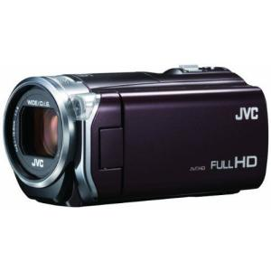 JVCKENWOOD JVC ビデオカメラ EVERIO GZ-E565 内蔵メモリー32GB アーバンブラウン GZ-E565-T tomoshop0218