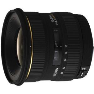 SIGMA 超広角ズームレンズ 10-20mm F4-5.6 EX DC ソニー用 APS-C専用 201340 tomoshop0218
