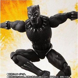 S.H.Figuarts ブラックパンサー(アベンジャーズ/インフィニティ・ウォー)|tomoshop0218