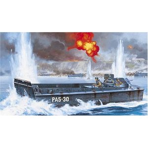 タミヤ イタレリ 6441 1/35 上陸用舟艇 LCVP tomoshop0218