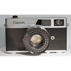 Canon Canonet/キャノン キャノネット「SE F1.9 45mm」|tomoshop0218