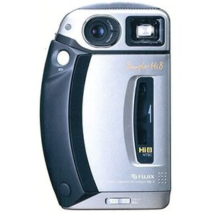 FUJIX Simple Hi8 FS-1 8mmビデオカメラ (8mmビデオデッキ) VideoH...