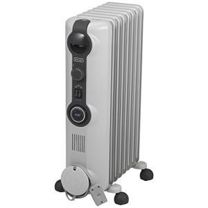 デロンギ(DeLonghi) オイルヒーター ?[8~10畳用] ホワイト HJ0812 tomoshop0218