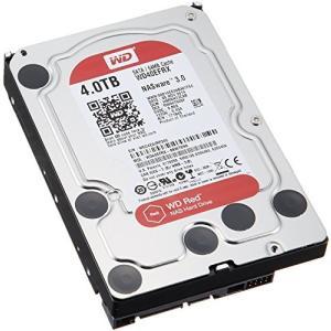 WD HDD 内蔵ハードディスク 3.5インチ 4TB WD Red NAS用 WD40EFRX-R...