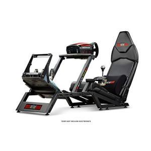 Next Level Racing レーシングシミュレータ F-GT 金属製フレーム GT フォー|tomoshop0218