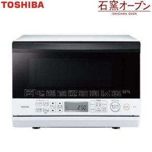 東芝 23L 角皿式スチームオーブンレンジ 石窯オーブン ER-T60-W グランホワ tomoshop0218