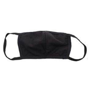洗える立体布マスク紐長2枚入り男性用 Washable 2020005BK|tomotomoselectshop