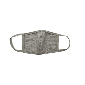 洗える立体布マスク6枚入り Washable 2020004Gray|tomotomoselectshop