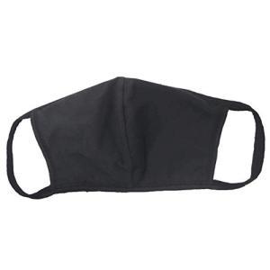 洗える立体布マスク2枚入り Washable 2020001BK|tomotomoselectshop
