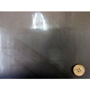 90cm巾 エナメル調合皮(レザー)茶 § ↑ tomoya