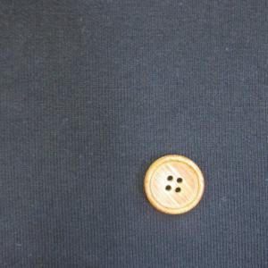 【お買い得】 裏起毛ニット 185cm巾 (濃い紺) 現品限り →|tomoya