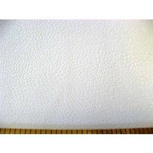 合皮 130cm巾 ソフトレザー(伸縮性有り) (白) tomoya