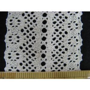 トーションレースC 巾8cm|tomoya