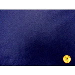 定番 洗えるフエルト 広巾フエルト生地 108cm巾 (紺)|tomoya