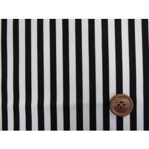 ツイル生地 セブンベリー 6mm巾ストライプ|tomoya