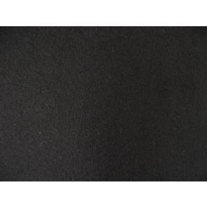 定番洗えるフエルト90cm巾生地 黒(RZ−31)|tomoya