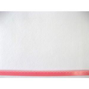 定番洗えるフエルト90cm巾生地 白(RZ−01)|tomoya