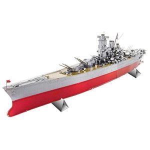 ・パズルメタリックナノパズル プレミアムシリーズ 戦艦大和 T-MP-010M(テンヨー)梱60cm