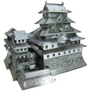 メタリックナノパズル 姫路城 T-MN-049 (T-MN-...