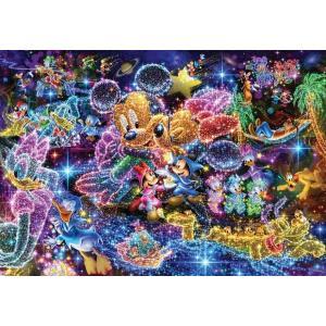 ジグソーパズル 500ピース ディズニー 星空に...の商品画像