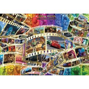 ジグソーパズル 1000ピース ディズニー ピクサー アニメーションヒストリー(51x73.5cm)  D-1000-473(テンヨー)梱80cm