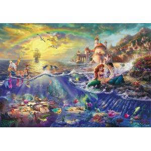ジグソーパズル 1000ピース ディズニー リト...の商品画像