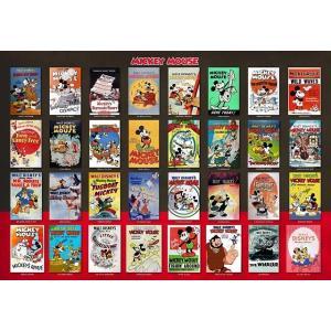 1000ピース ジグソーパズル ディズニー ムービーポスター コレクション(51x73.5cm)  (D-1000-496)[テンヨー]【梱80cm】
