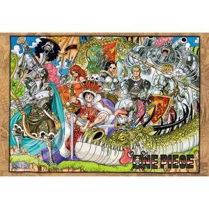 ・ジグソーパズル 1000ピース ジグソーパズル ワンピース Memory of Artwork Vol.4(50x75cm) 1000-578(エンスカイ)梱80cm