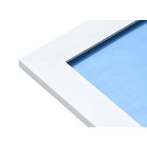 フラットパネル ホワイト (38×26cm) NTP031H(ビバリー)梱100cm