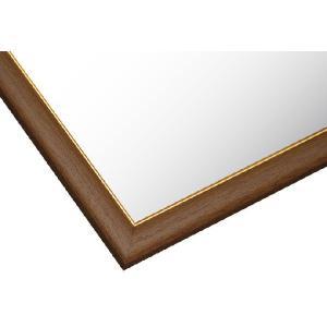 ・ ゴールドモール木製パネル ウォールナット-054/5-B (38×53cm) 5-B MP054...