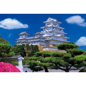 1000ピース ジグソーパズル 世界遺産 姫路城(49x72...