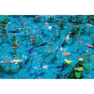 ・ジグソーパズル 1000ピース モネの池 マイクロピース (26×38cm)  M81-564(ビ...