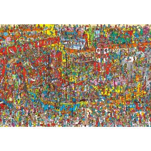 ・ジグソーパズル ビバリー 2000ピース ジグソーパズル Where's Wally? おもちゃが...